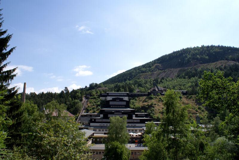 Sehenswürdigkeiten in Goslar Rammelsberg Besucherbergwerk