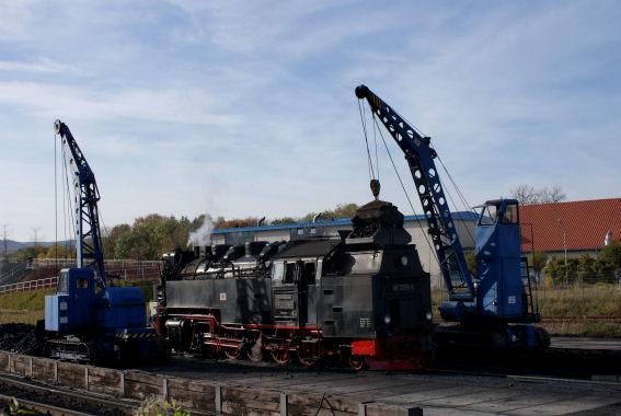 Harzer Schmalspurbahn Wernigerode Brocken