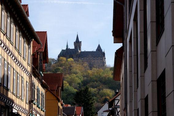 Schloss Sehenswürdigkeiten Wernigerode