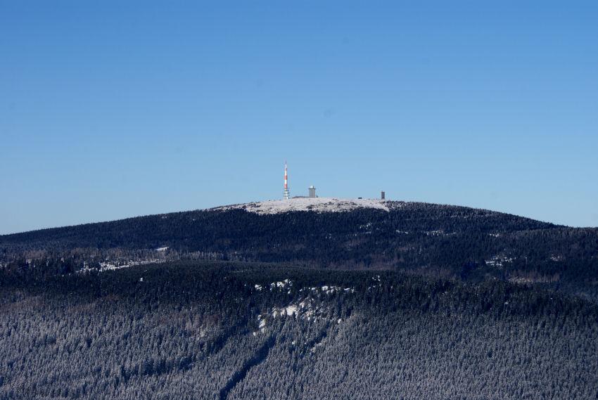 Der Brocken im Winter Sehenswürdigkeiten Aktivitäten Harz