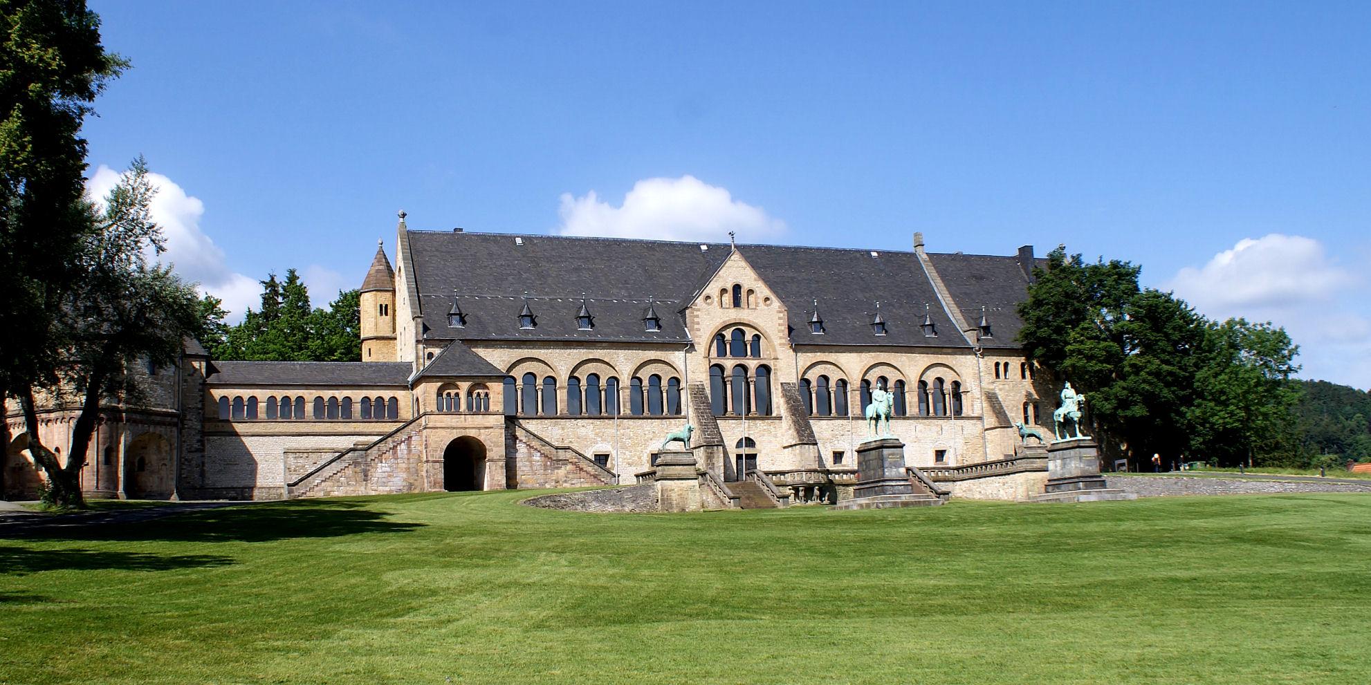 Sehenswürdigkeiten in Goslar Kaiserpfalz